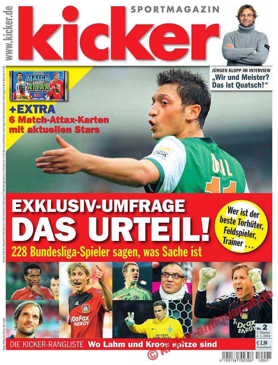 Kicker Sportmagazin