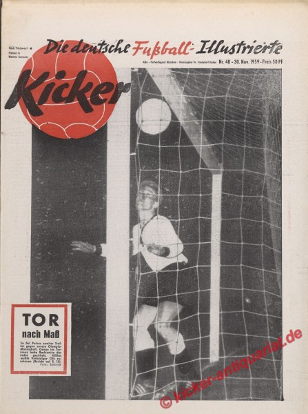 Kicker Nr. 48, 30.11.1959 bis 6.12.1959