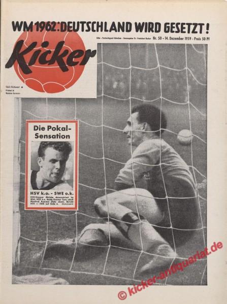 Kicker Nr. 50, 14.12.1959 bis 20.12.1959