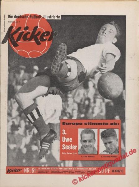 Kicker Nr. 51, 19.12.1960 bis 25.12.1960