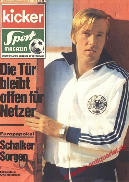 Kicker Sportmagazin Nr. 18, 2.3.1970 bis 8.3.1970