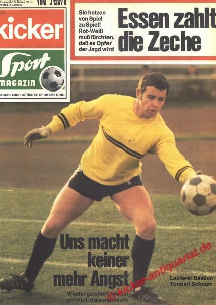 Kicker Sportmagazin Nr. 32, 20.4.1970 bis 26.4.1970