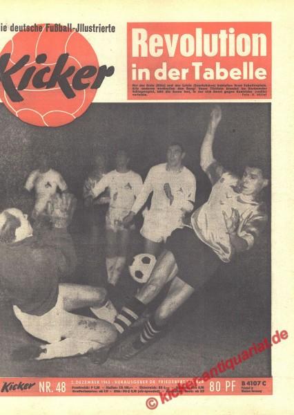 Kicker Nr. 48, 2.12.1963 bis 8.12.1963