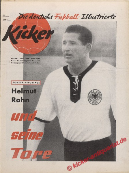 Kicker Nr. 48, 1.12.1958 bis 7.12.1958