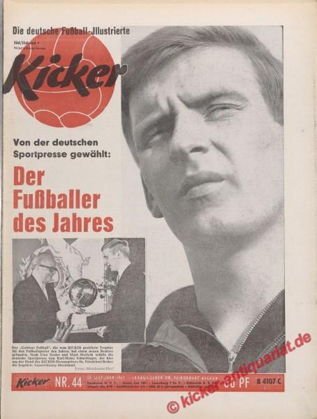 Kicker Nr. 44, 29.10.1962 bis 4.11.1962
